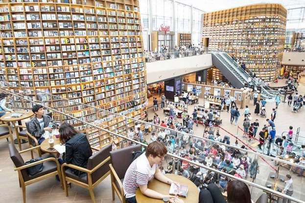 COEX MALL STARFIELD LIBRARY2