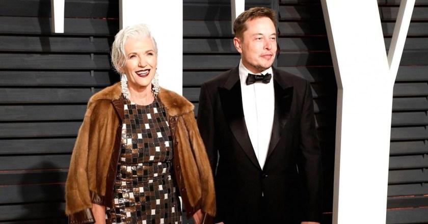 Elon Musk and Maye