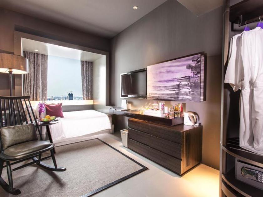 sPu@ Mode Sathorn Hotel room