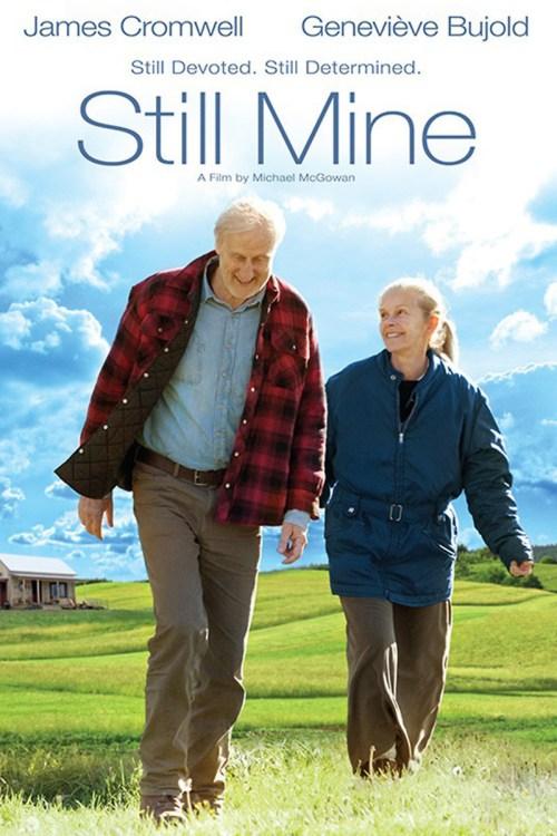 加拿大電影《愛無盡》由真人真事改編,非常適合推薦給擔心父母不知如何面對養老生活的兒女。(圖片來源:DVDs ReleaseDate)