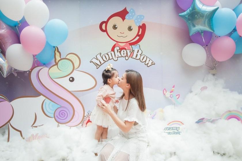 除了台灣可看到 Monkey Bow,目前也積極地擴展大陸市場