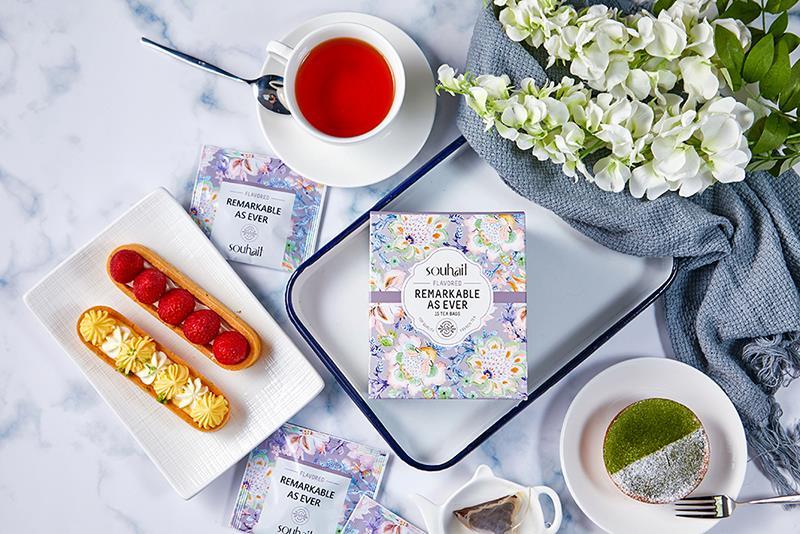 清香的茶類,讓人心情放鬆。