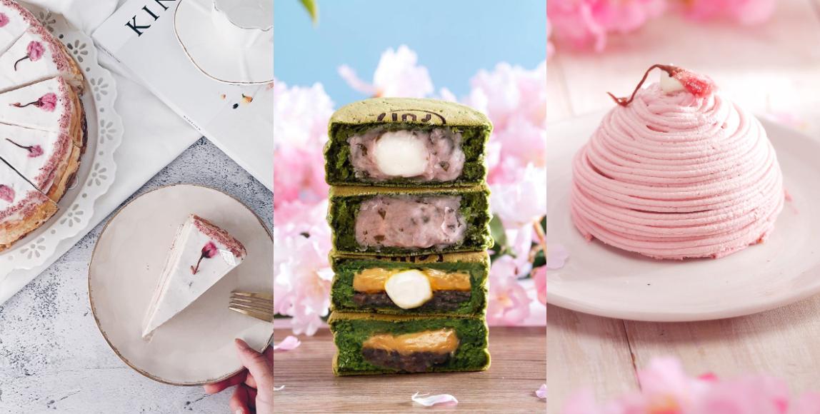 只剩半個月!趕上 2019「櫻花祭」尾聲,一起來餐桌上賞櫻吧   女子學