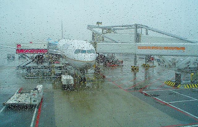 颱風來了,飛機會停飛嗎?
