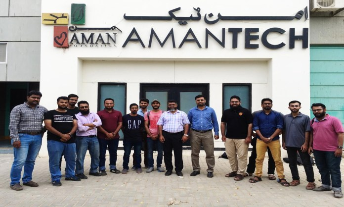 CARFIRST AND AMAN TECH COME TOGETHER TO PROVIDE INTERNATIONAL STANDARD TRAINING FOR AUTOMOTIVE ENGINEERS