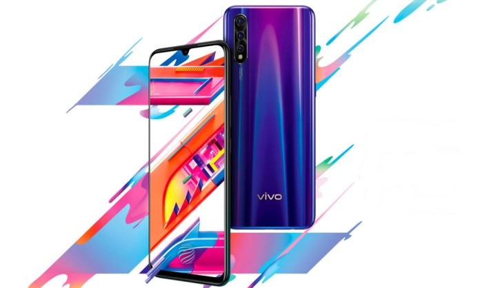 Vivo officially announces the Vivo Z5 camera with a 48 mega pixel camera