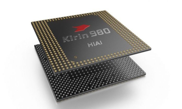 Huawei Says Kirin 980 Is Faster Than Apple's A12 Bionic