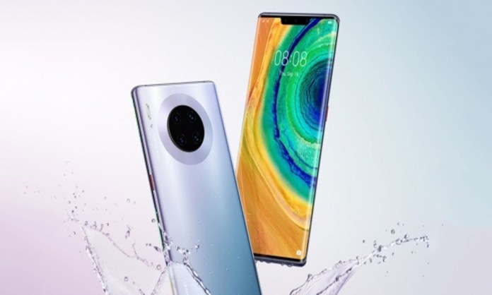Huawei Mate 30 Series Pictures Leaked Ahead of Release