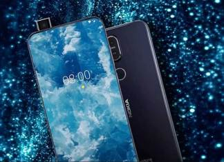 Nokia 8.2 launches with a popup selfie camera