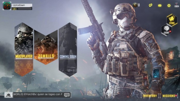 Call of Duty Mobile is available for Android and iOS