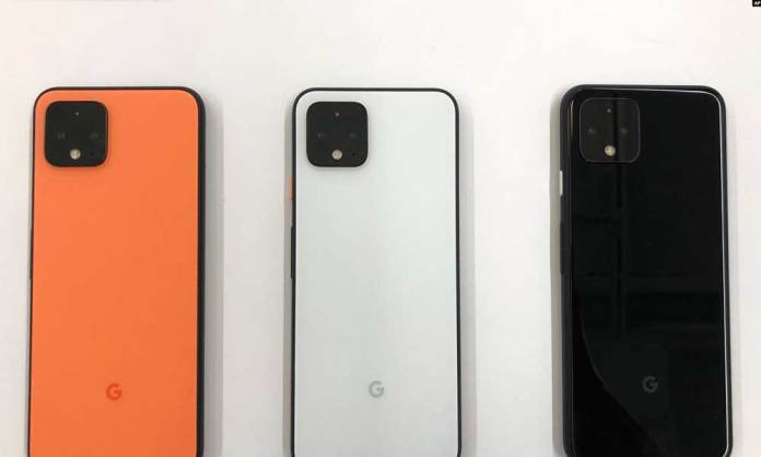 Google Pixel 4 Unveiled by Google With Lots of Features