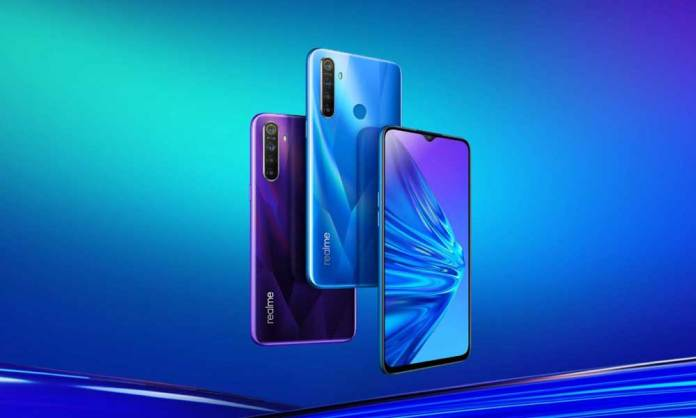 Realme 5 series introduced in Pakistan with quad camera era
