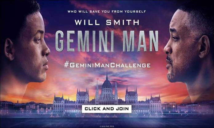 TikTok collaborating with Will Smith for #GeminiManChallenge