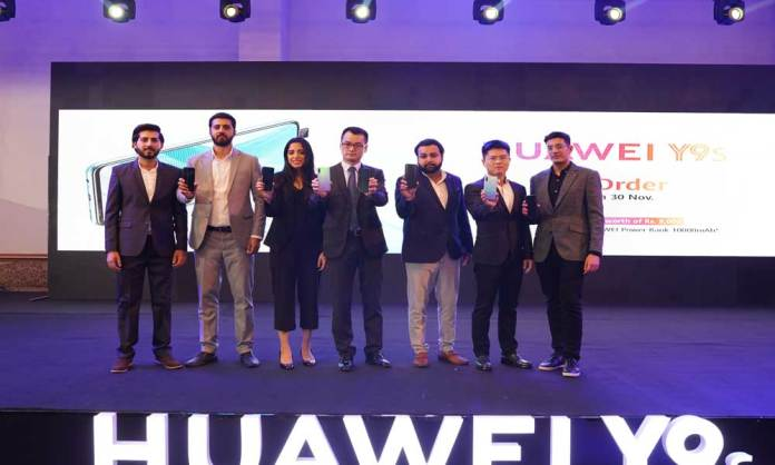 HUAWEI Y9s Poised to Become another Y Series Bestseller in Pakistan