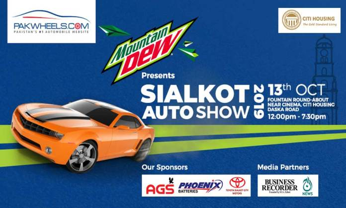 PakWheels.com Auto Show on 13th October 2019