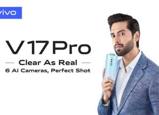 Vivo V17 Pro Takes the Iconic Camera Design to New Levels with Industry's-First 32MP Dual Pop-Up Camera