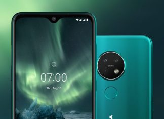 Nokia 7.2 6.2 and 110 launched in Pakistan