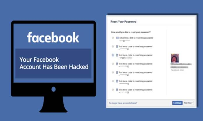 Your Facebook account password might be at risk