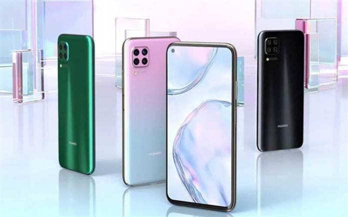 Huawei announces the new Nova 6 series