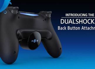 Sony PS4 dualshock controller get new buttons