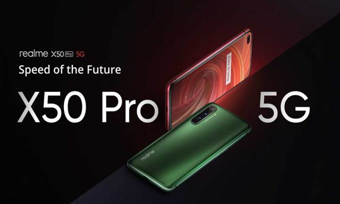 Realme X50 Pro 5G specifications, features and expected price in Pakistan