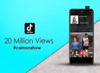 """""""TECNO#CamonShow"""" CampaignCreated Stir on TikTok"""