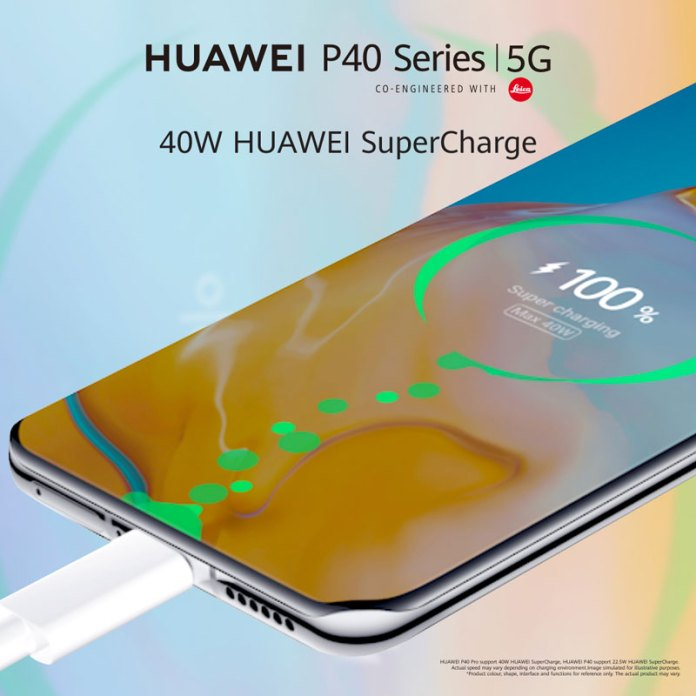 How Huawei P40 will help you in Locked Down?