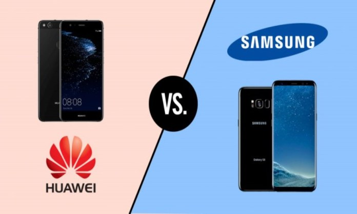 Huawei Will overtake Samsung as the world's largest smartphone maker