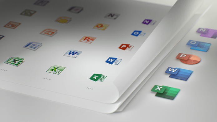 Microsoft Office Teases The New User Interface (UI)