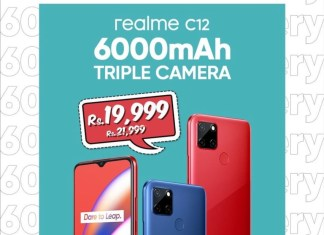 Budget king Realme C12 is now available at Rs 19,999