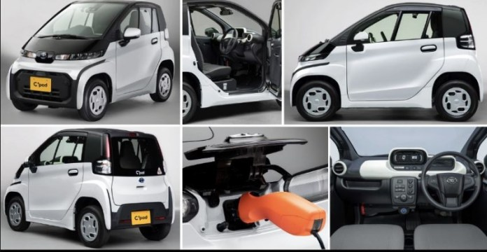 Toyota C-Plus Pod, Specifications and Price in Pakistan