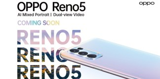 OPPO Gears Up to Launch Reno5 in Pakistan Setting the Stage to Picture Life Together with its Users