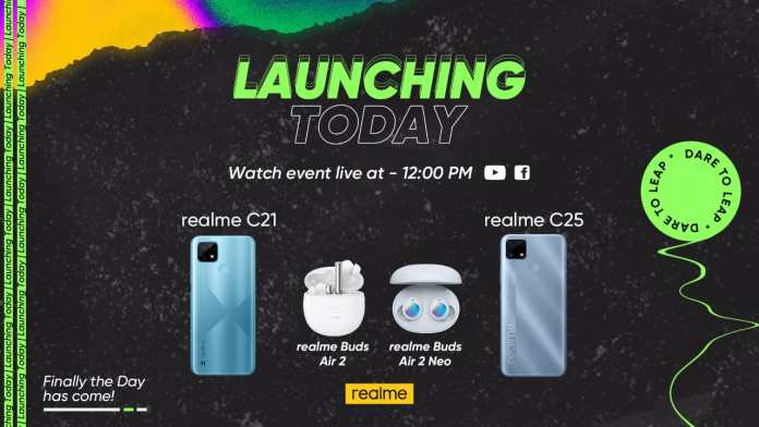 Realme C25 featuring 48MP AI Triple Camera and 6,000mAh Battery Launched in Pakistan