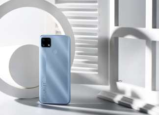 Realme C25 with 48MP Camera & 6,000 mAh Battery to Hit the Shelves with Three Other Trendy Products
