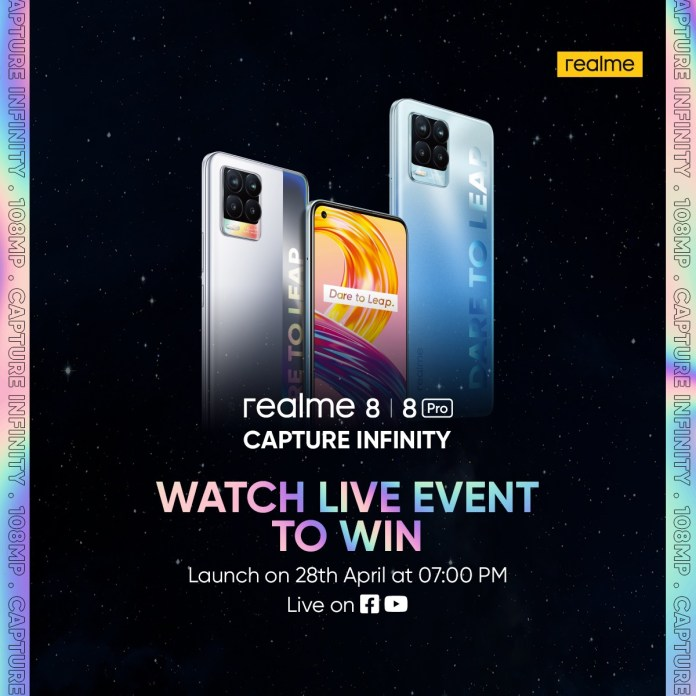 A Favorite with the Experts, All New realme 8 Series Wins Accolades at the Influencer Roundtable