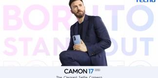 TECNO finally launches the most anticipated Camon 17 series in a Tech Talk showTECNO finally launches the most anticipated Camon 17 series in a Tech Talk show