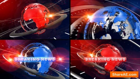 Videohive Breaking News 23339351 » free after effects templates   after effects intro template   ShareAE