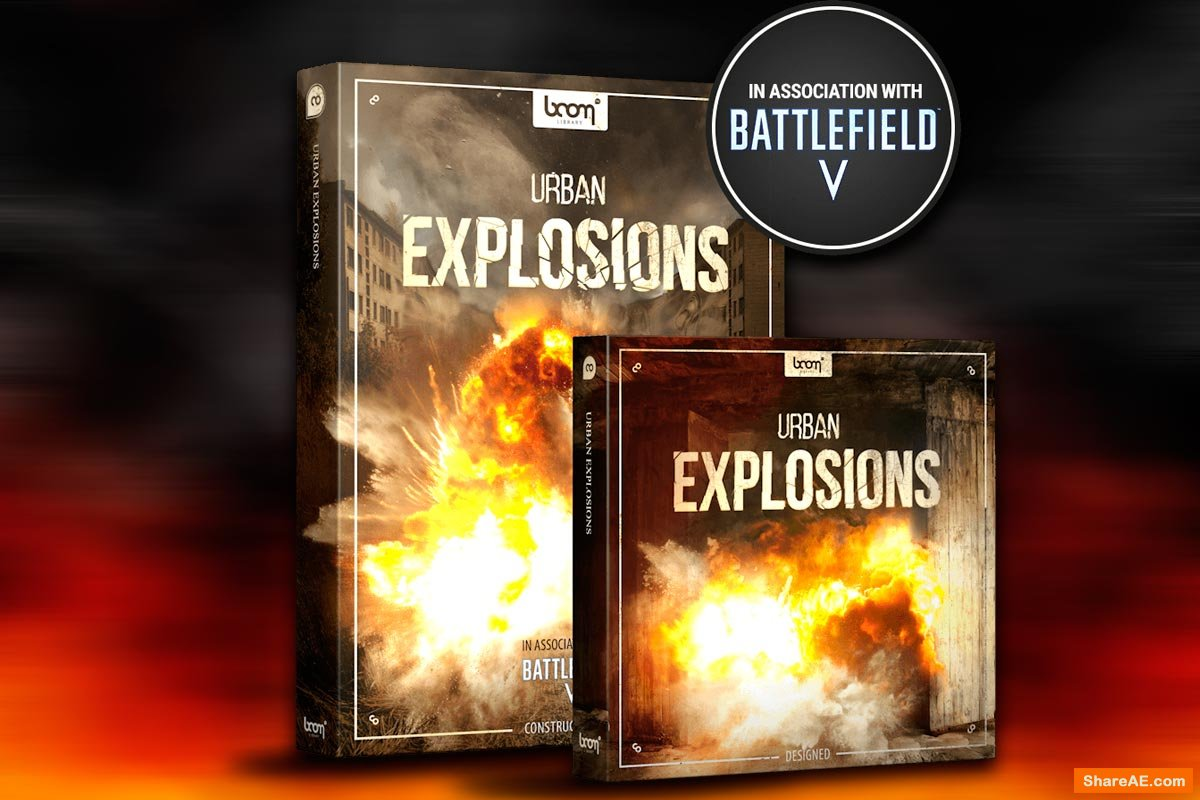 Blastwave FX Action Movie Sound Effects Library WAV MP3 » free after effects templates   after effects intro template   ShareAE