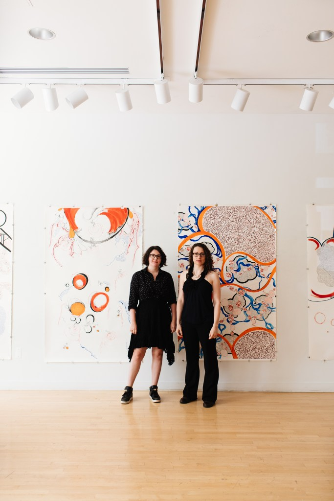 The Artists in the Taplin Gallery, Arts Council of Princeton 2017