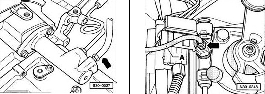 Odvzdušnenie hydraulického systému spojky s centrálnym