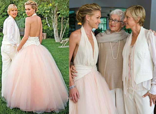 20 Iconic Celebrity Wedding Dresses That Stand The Test Of