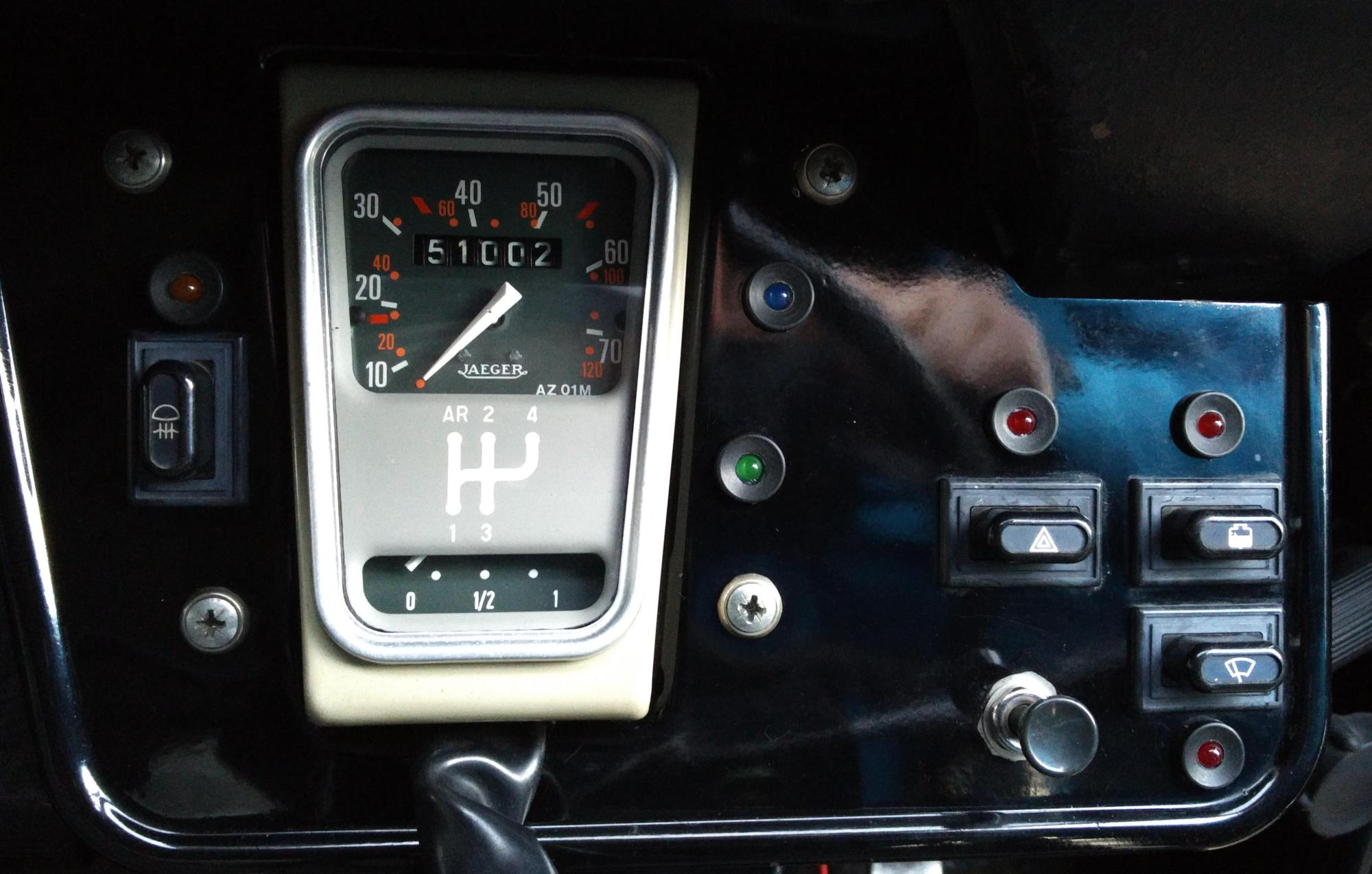 hight resolution of 2cv led dashboard indicator lights in place