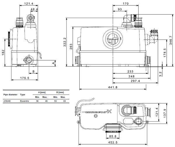 GRUNDFOS SOLOLIFT2 WC-3 PDF