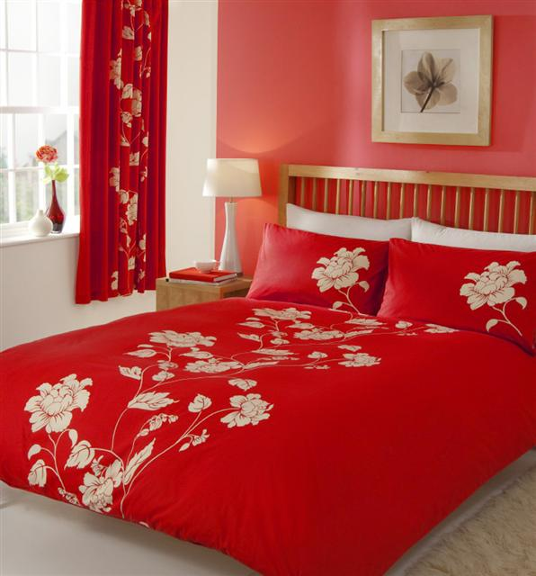 BED IN A BAG DUVET COVER SET SHEET & MATCHING CURTAINS