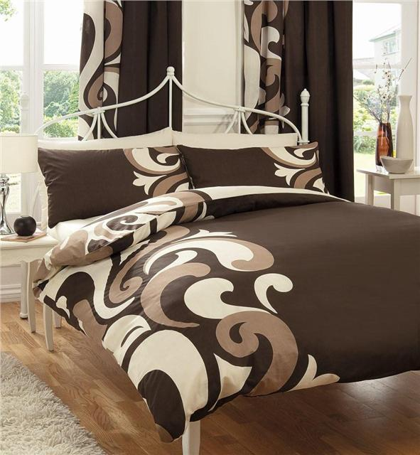 NEW FUNKY PRINT BED SETS DUVET QUILT COVER SHEET & MATCHING
