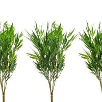 46cm Artificial Bamboo Bush