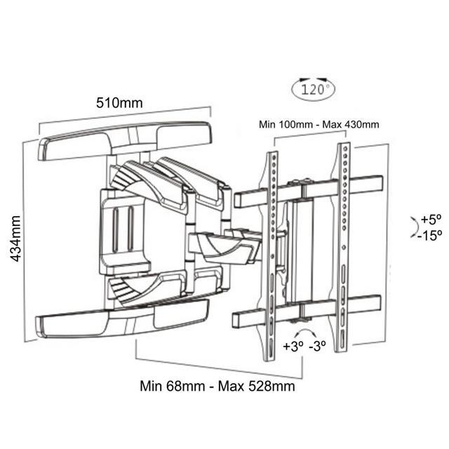 Fits KD-65S9005B SONY 65