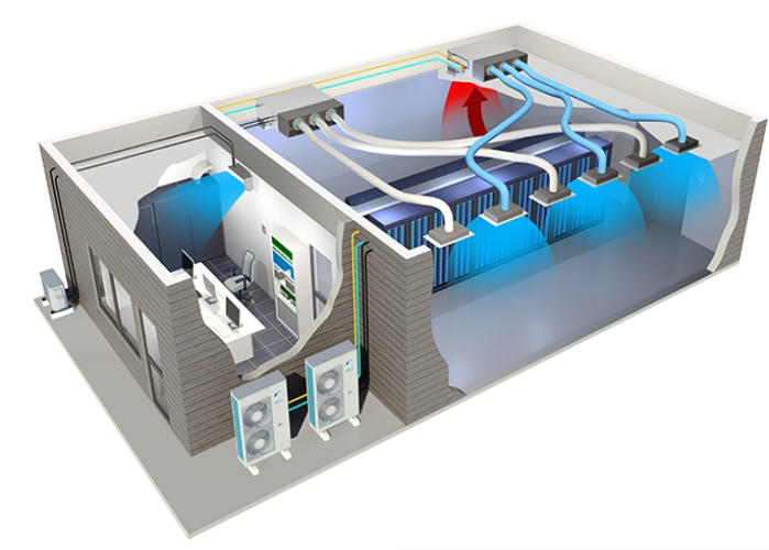 Infrastructure & Data Centre Cooling Solutions | Kelly RAC Online Store