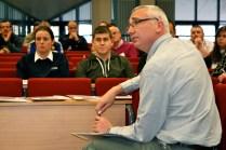 Brian DOUGHERTY. Workshop discussion. (c) Allan LEONARD @MrUlster