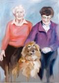 20140623 Quiet Peacemakers - 30 Anna Hainey Margaret Rose McSparran